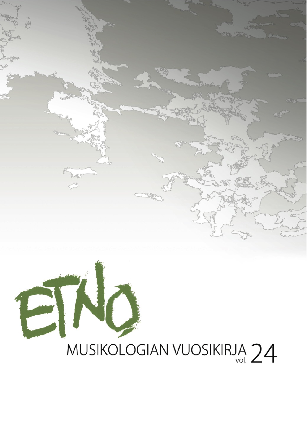 Kansikuva, EVK Vol 24 (2012)