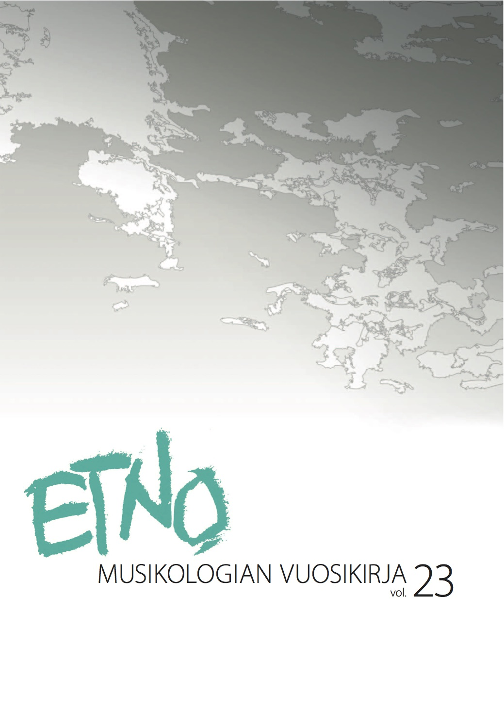 Kansikuva, EVK Vol 23 (2011)