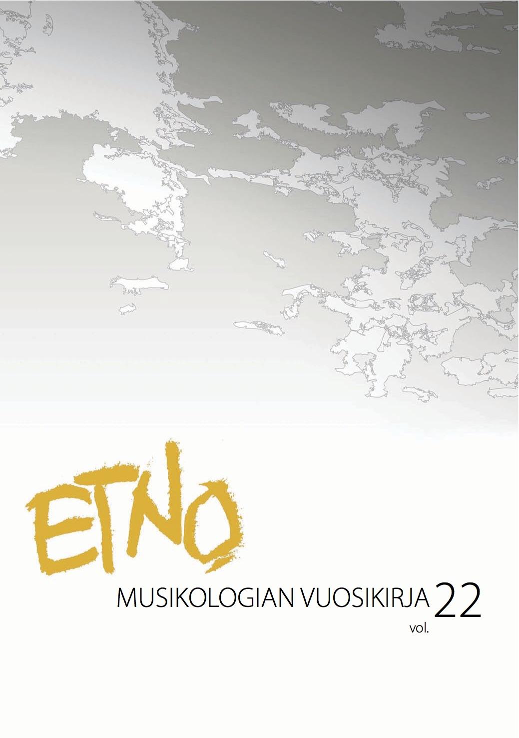 Kansikuva, EVK Vol 22 (2010)