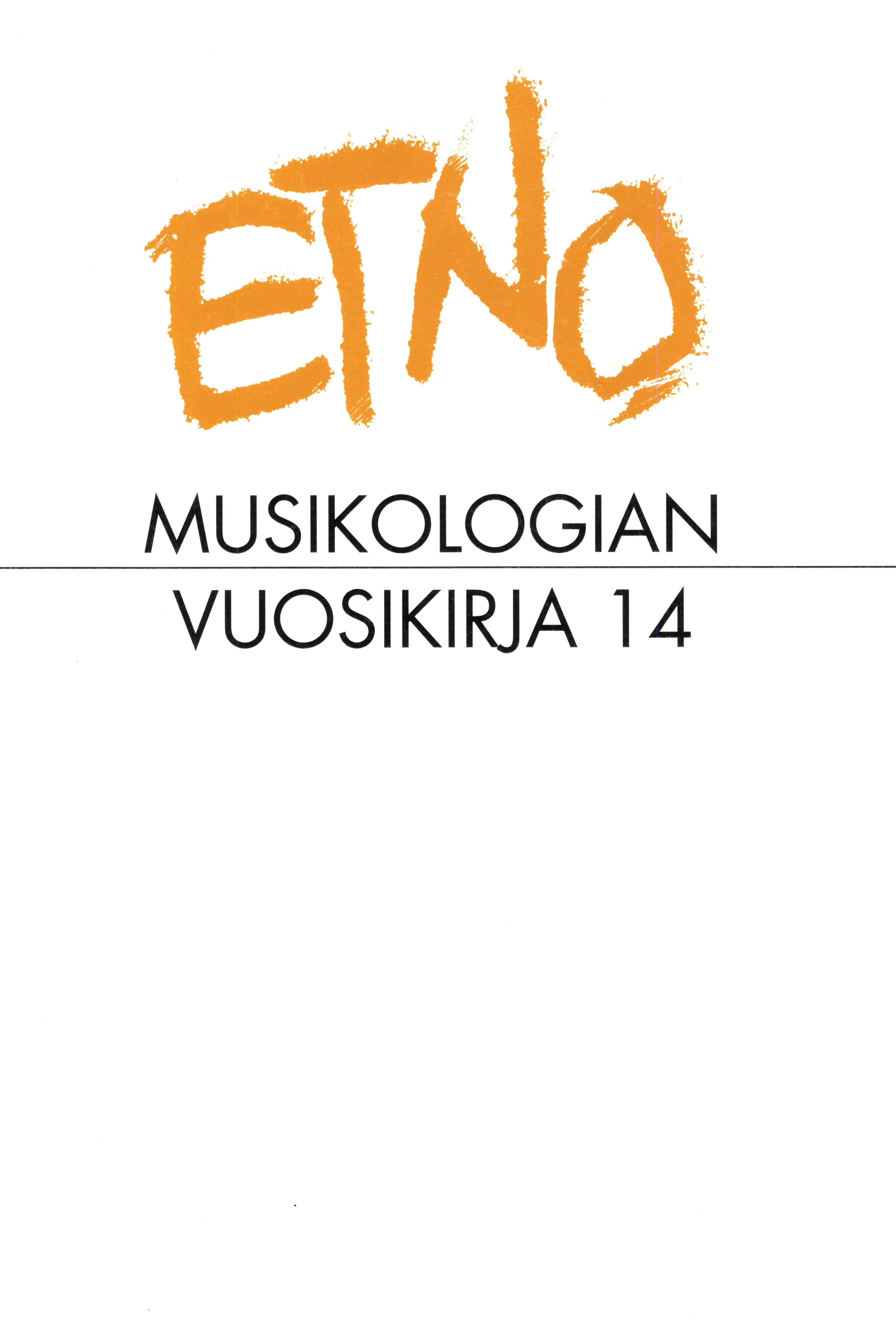 Näytä Vol 14 (2002)