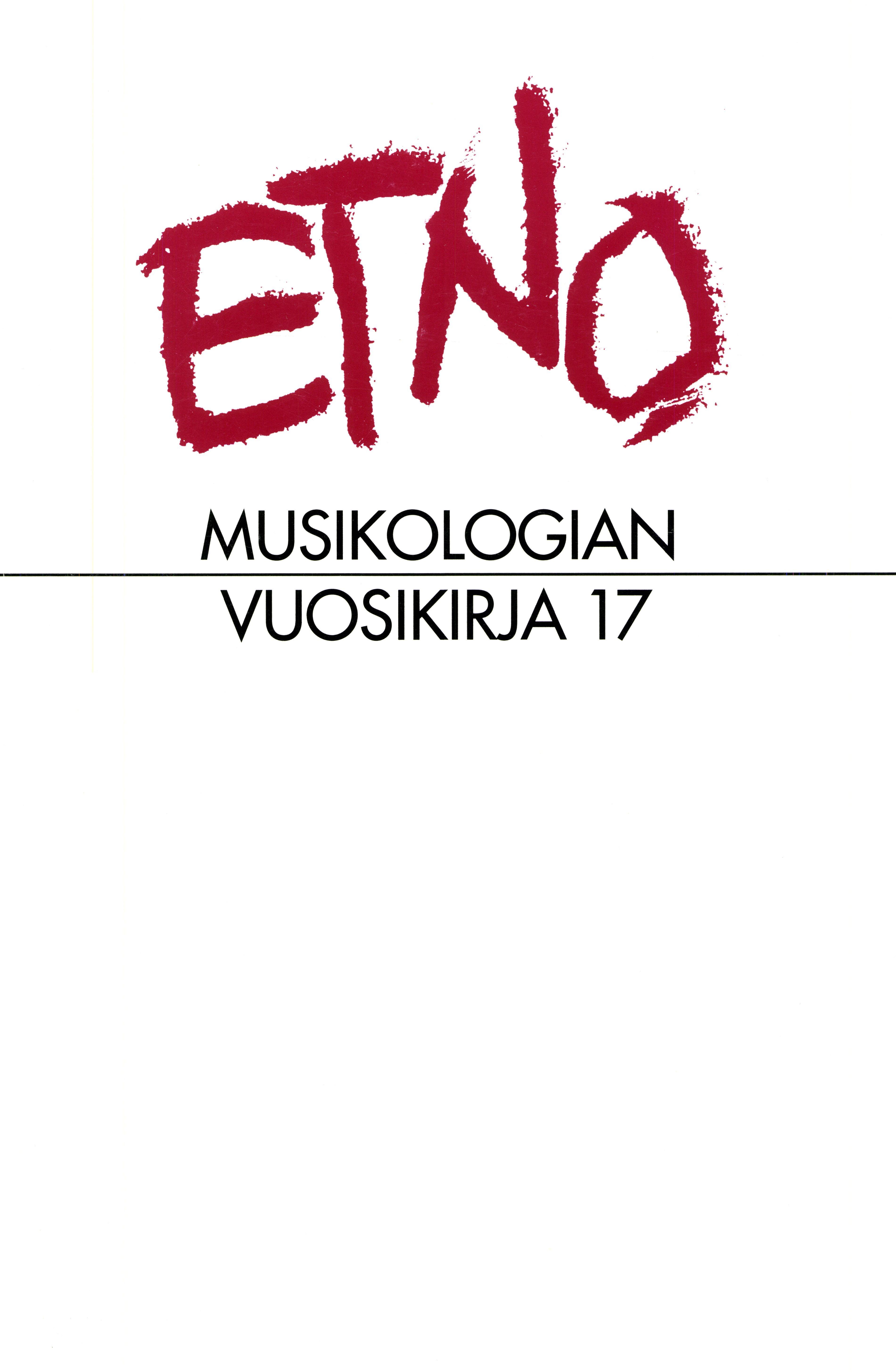 Näytä Vol 17 (2005)