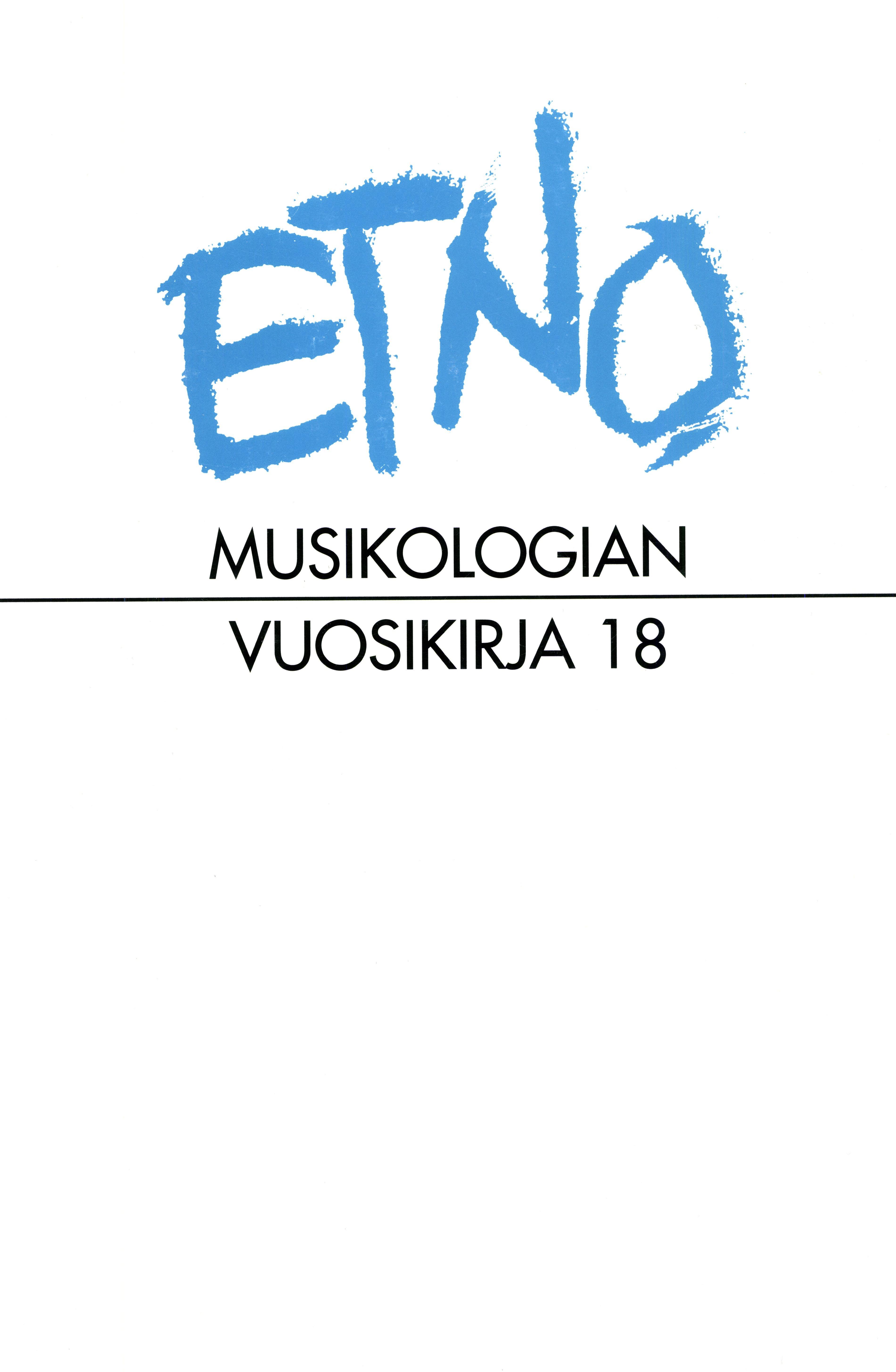 Näytä Vol 18 (2006)