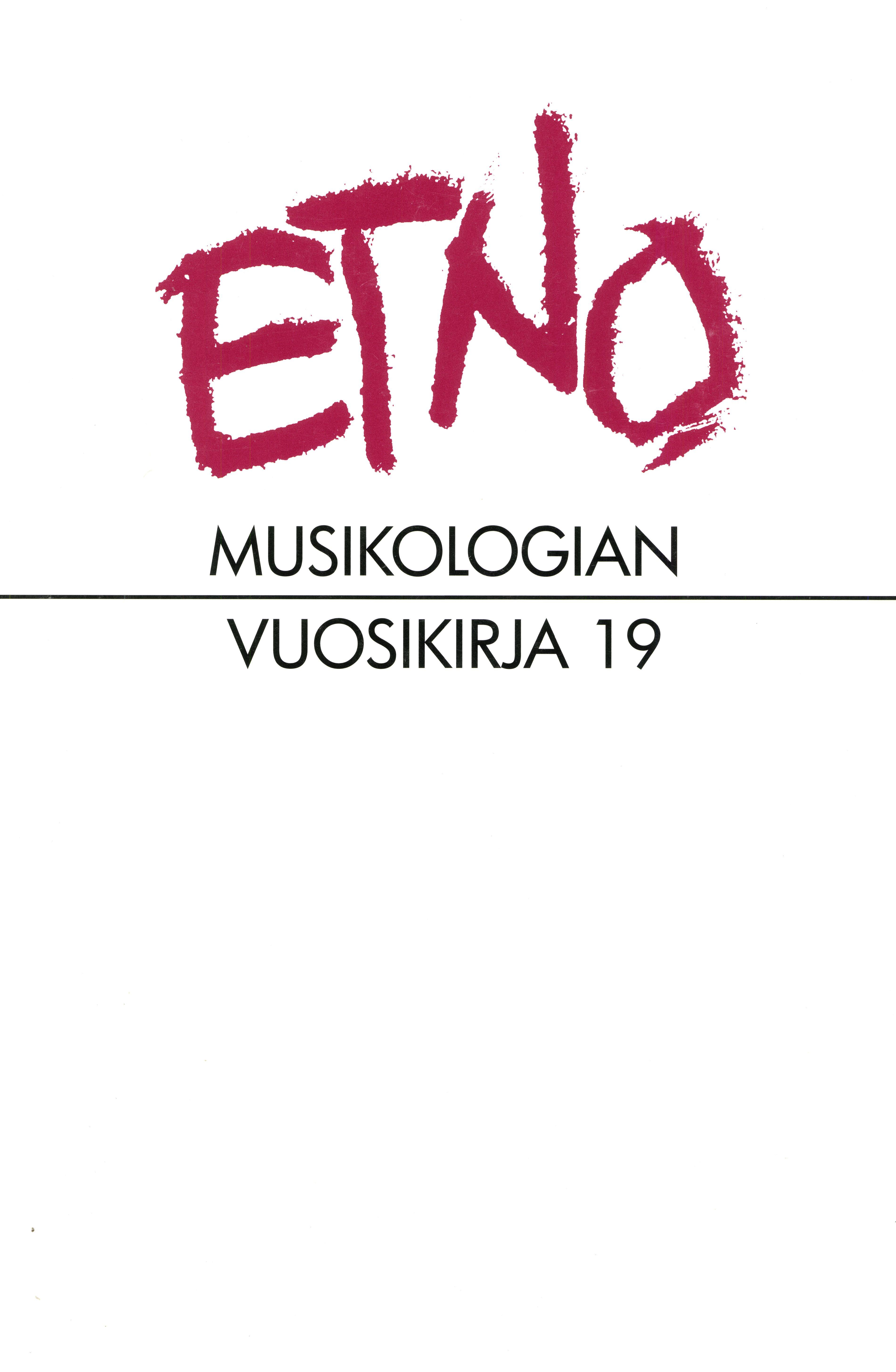 Näytä Vol 19 (2007)
